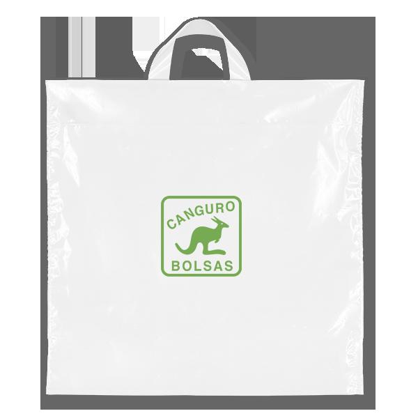 bolsa de plastico canguro
